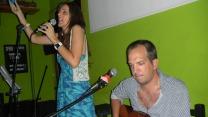 Tocando en Buenos Aires, Jache Bar con Francisco Carattino
