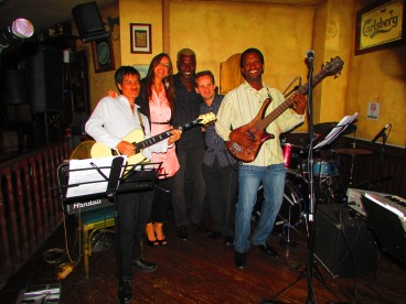 A great band in Trinidad!!
