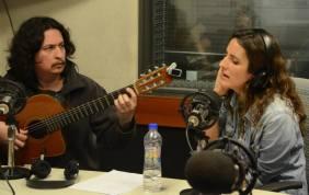cantando en radio america